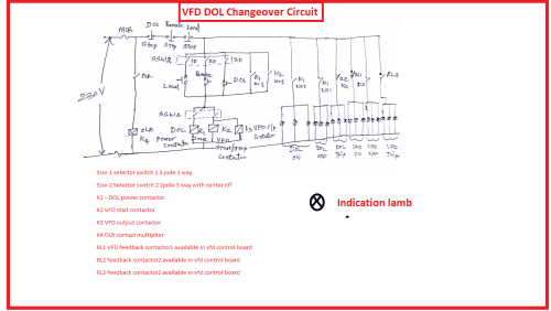 small resolution of vfd dol changeover circuit diagram