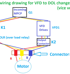 required materials to build vfd dol changeover circuit  [ 1296 x 804 Pixel ]