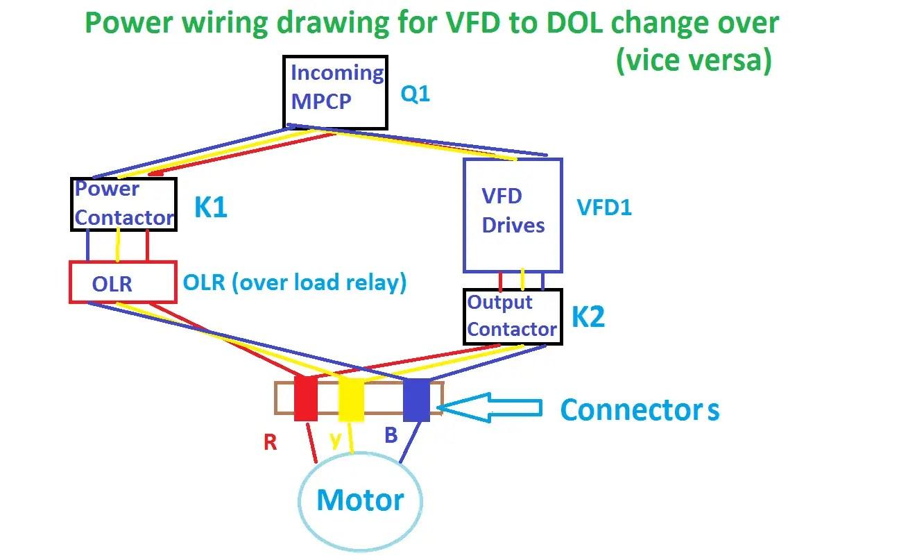 hight resolution of power circuit
