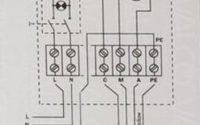 MCCB Wiring Diagram For 3 Pole And 4 Pole