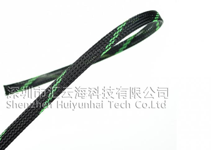 Multi Color Expandable Wire Heat Protection Sleeve