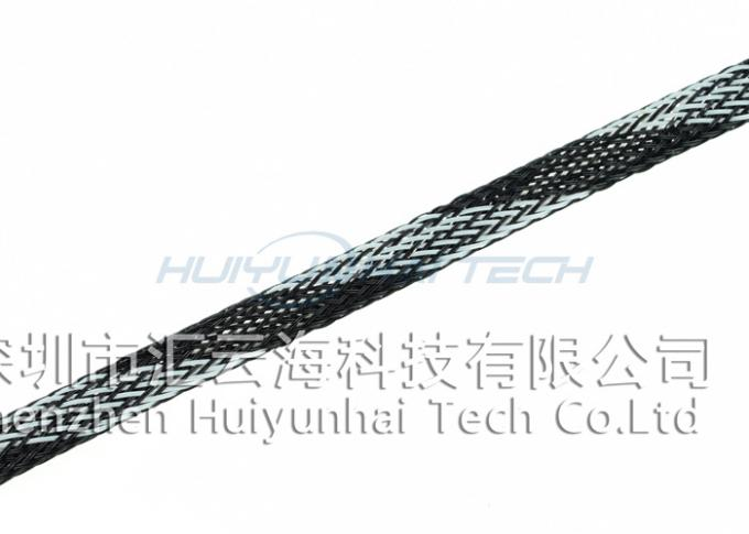 Thermal Insulation Colored Cable Sleeves Clean Cut Halogen