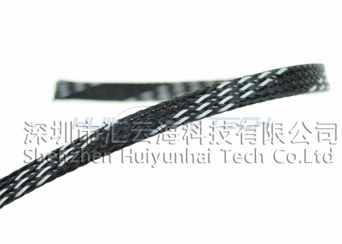 High Density Expandable Braided Polyester Sleeving Multi