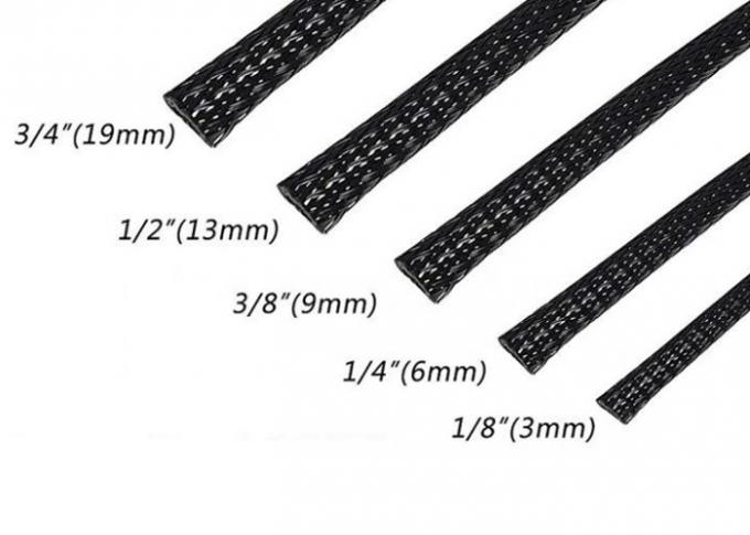 Abrasion Resistant Cable Management Braided Sleeving