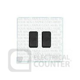 Switch Plate 2 Gang Box Outlet Cover 1-Gang Wall Plate