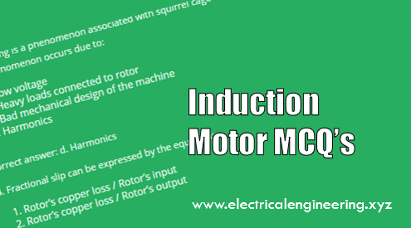 induction-motor-mcqs