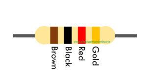 brown-black-red-gold-resistor-value