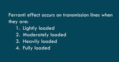 electrical-power-transmission-mcqs-part-8