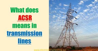 explain-acsr-in-electrical-power-transmission-lines