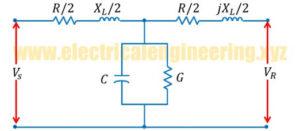 nominal-t-circuit-for-medium-transmission-lines