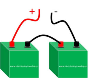 two-series-batteries