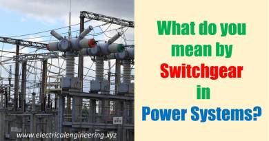 what-is-switchgear