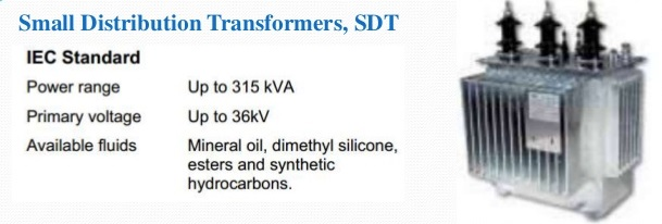Small Distribution Transformers SDT