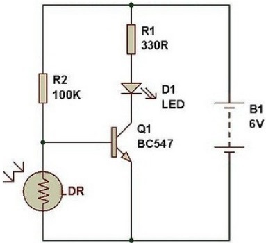 automatic-light-controller-using-ldr