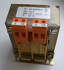 isolation-transformers