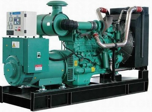 Diesel Generator Engine Installation Method Statement Procedure