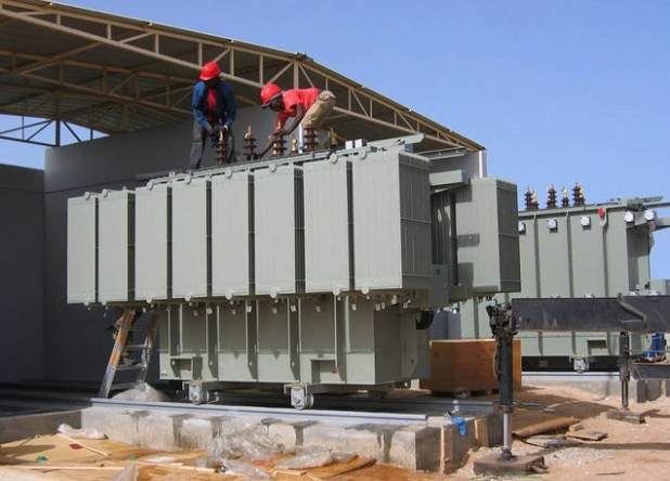 How to install a transformer installation method statement