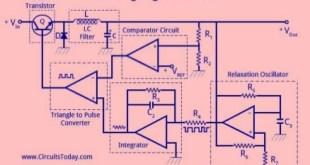 Switching Voltage Regulator