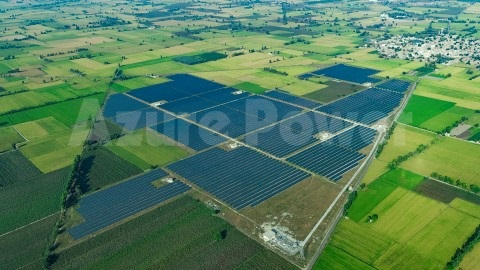 Renewable Energy, Green Power Electricity, Energy Conservation, Sustainable Energy, Environments, Solar power   Azure Power Commissions 95 MW Project in Gujarat Ahead of Schedule - Electrical India Magazine on Power & Electrical products, Renewable Energy, Transformers, Switchgear & Cables