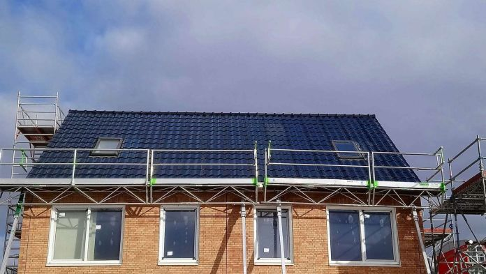 Renewable Energy, Green Power Electricity, Energy Conservation, Sustainable Energy, Environments, Solar power | Hanergy completes its First HanTile Project in Netherlands - Electrical India Magazine on Power & Electrical products, Renewable Energy, Transformers, Switchgear & Cables
