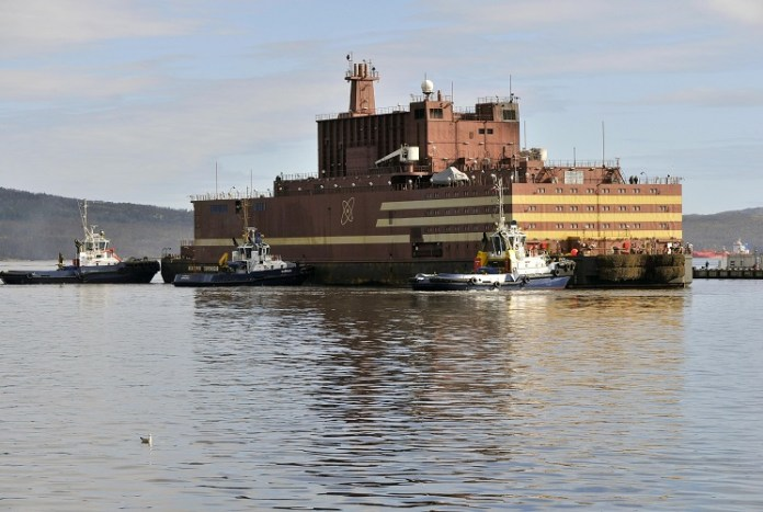 Electricity, Transformers, Motors, Switchgear, Cables, electrical wires, Meter & Measuring Instruments | Floating nuclear power unit to begin operations in Russia - Electrical India Magazine on Power & Electrical products, Renewable Energy, Transformers, Switchgear & Cables