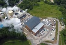 Mitsubishi Power Geothermal Power Plant
