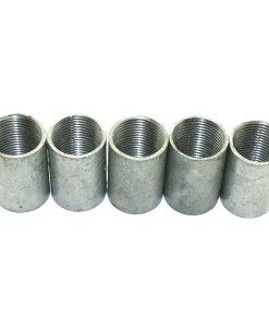Solid Coupler for 20mm Conduit (5 Pack)