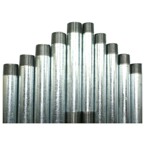 Pre Cut and Threaded Steel Conduit Tube