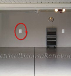receptacle wiring in garage [ 3868 x 1890 Pixel ]
