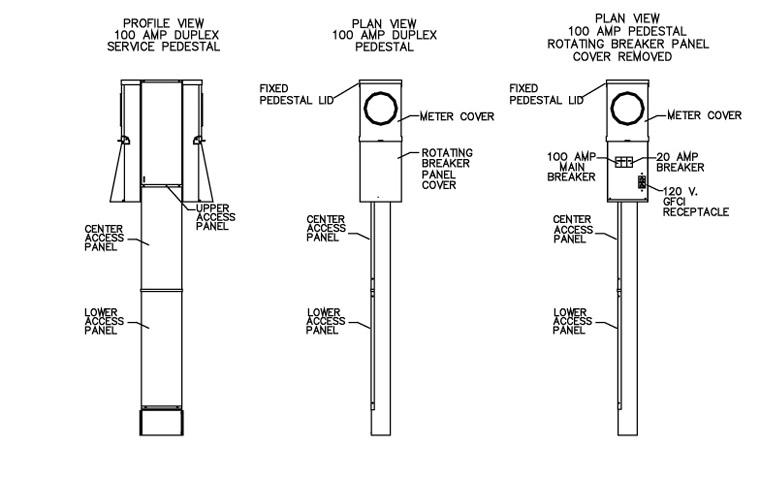 Mobile Home Electrical Service Pedestal 100 Amp Illustrated 760?resize=665%2C418 modular home electrical wiring diagram modular home wiring modular home wiring diagram at letsshop.co