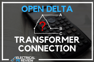 marcus 3 phase transformer wiring diagram 5 1 home theater open delta connection electrical pe review