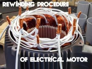 Rewinding2BProcedure2Bof2BElectrical2BMotor