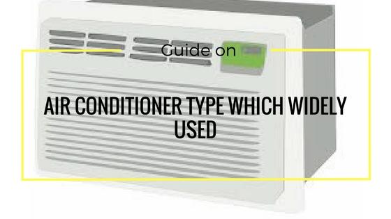 air conditioner type