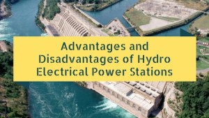 Hydro Electrical Power Station