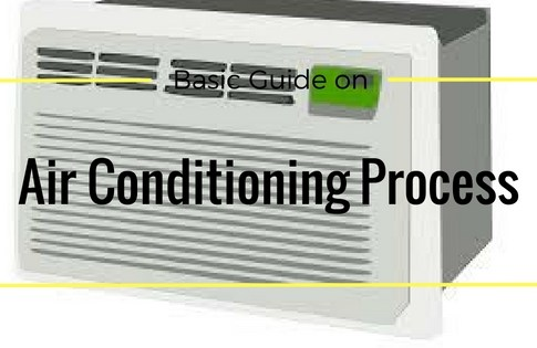 Basic Guide on Air Conditioning Process