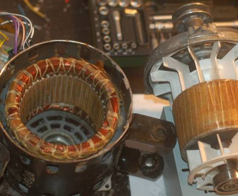 Complete Guide to Squirrel Cage Induction Motors and Its Features