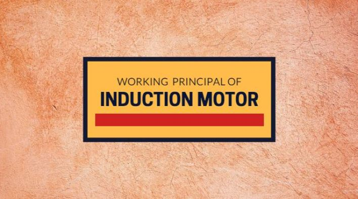 Induction motor working principle