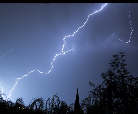 Effect of Lightning Stroke on High Voltage Transmission Lines