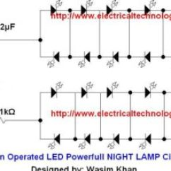 Wiring Diagram For Forward Reverse Single Phase Motor Steering Linkage How To Connect A Portable Generator The Home Supply 4 Methods 230 V 50hz Ac Or 110v 60hz Main Operated Led Powerful Night Lamp Circuit