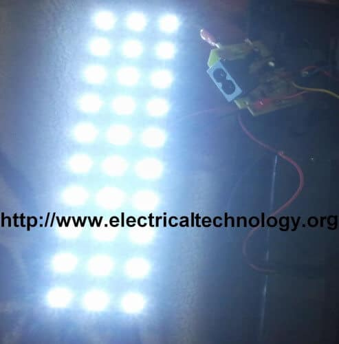 small resolution of emergency led lights powerful cheap circuit led 716 led light schematic emergency led
