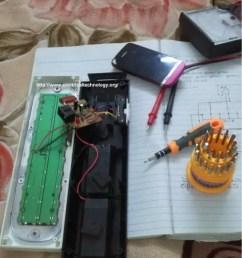 emergency led lights circuit  [ 915 x 1024 Pixel ]