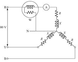 Three Phase AC Circuits MCQs With Explanatory Answers