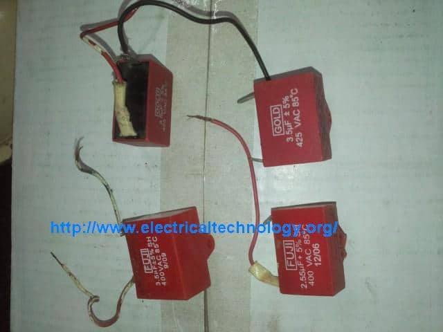 electrical wiring diagram tutorial 3 phase buck boost transformer how to connect & install a capacitor with ceiling fan - technology