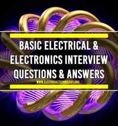 basic electrical wiring quiz questions with answers wiring diagram electrical wiring questions and answers basic electrical [ 1024 x 768 Pixel ]