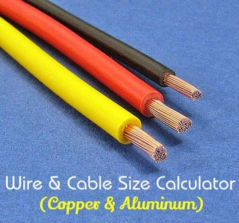 60 Amp Wire Size Copper