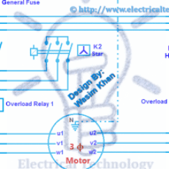2 Speed Motor Wiring Diagram Animal Cell And Labels Speeds 1 Direction 3 Phase Power Control Diagrams