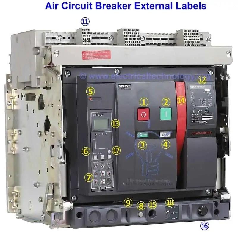 Heater Wiring Diagram Likewise Circuit Breaker Schematic Diagram