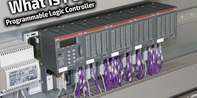 3 Phase Electric Panel Wiring Diagram Programmable Logic Controllers Plc For Industrial Control