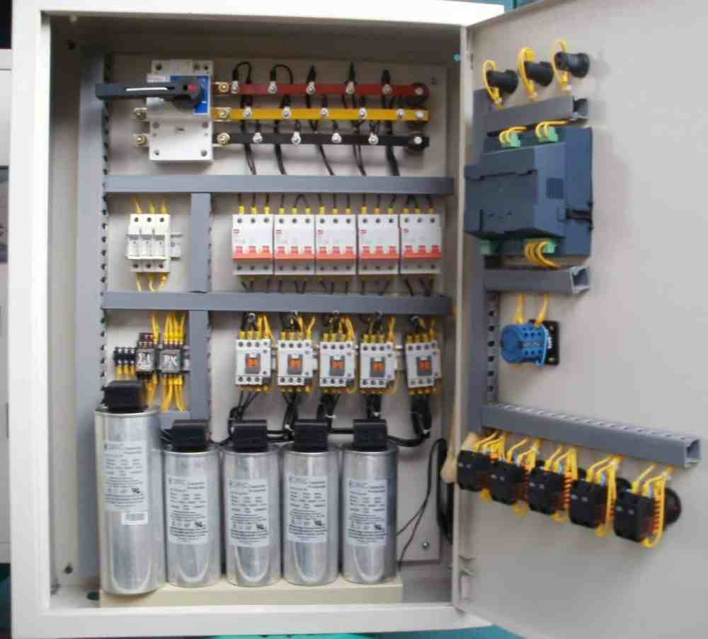 medium resolution of capacitor bank in industries wiring and power distribution