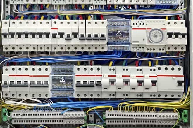 Electric Circuit Construction Set Screen Shot